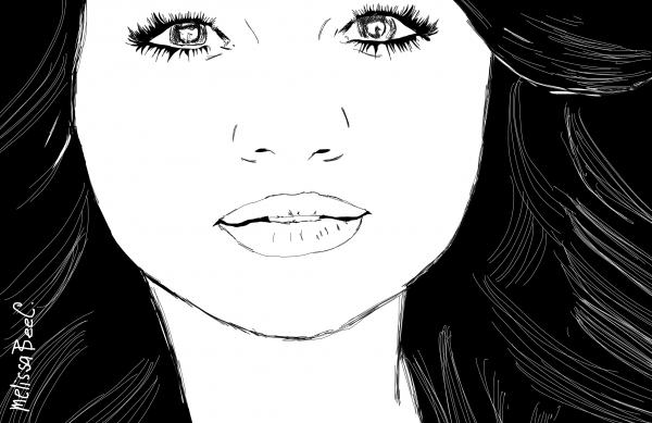 Selena Gomez by MelissaBeec